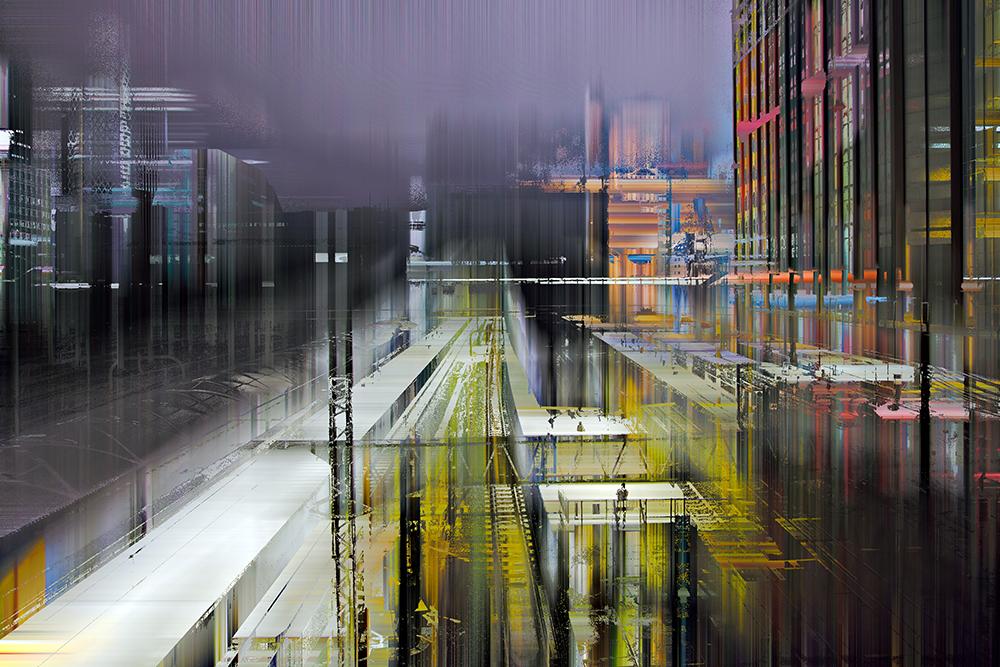Tokyo, Shinjuku Bahnhof, Photo © Sabine Wild