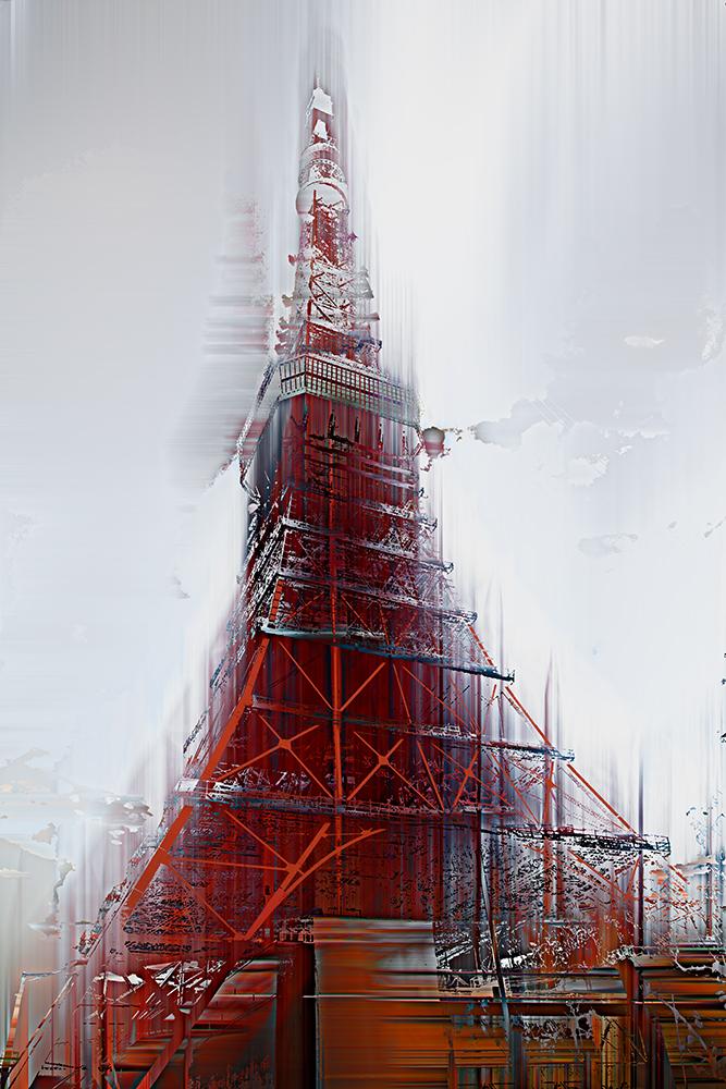 Tokyo, Tokyo Tower, Photo © Sabine Wild