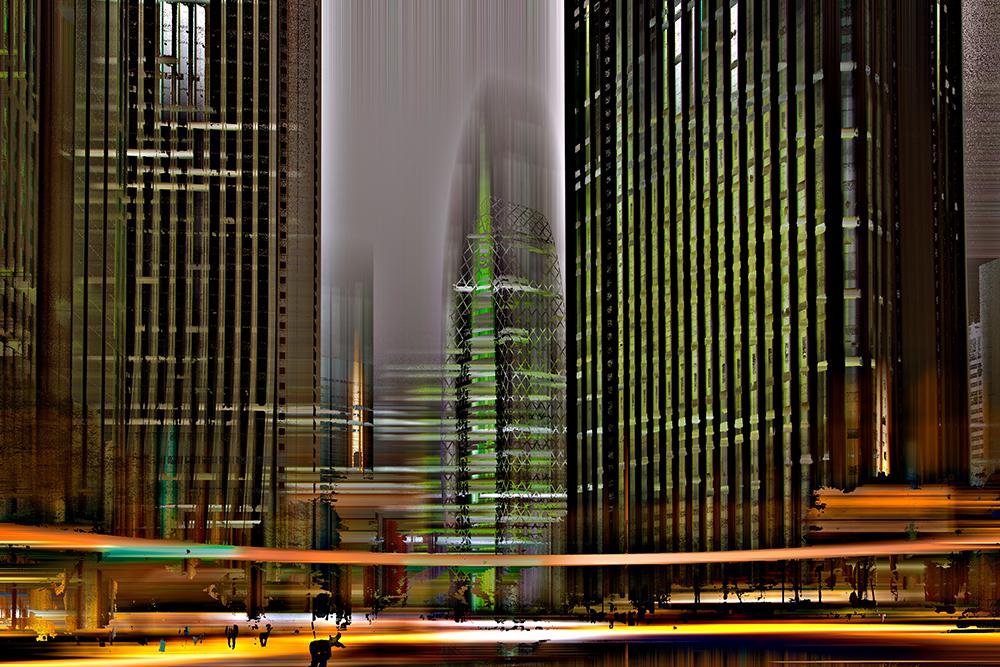 Tokyo, Mode Gakuen Cocoon Tower, Photo © Sabine Wild