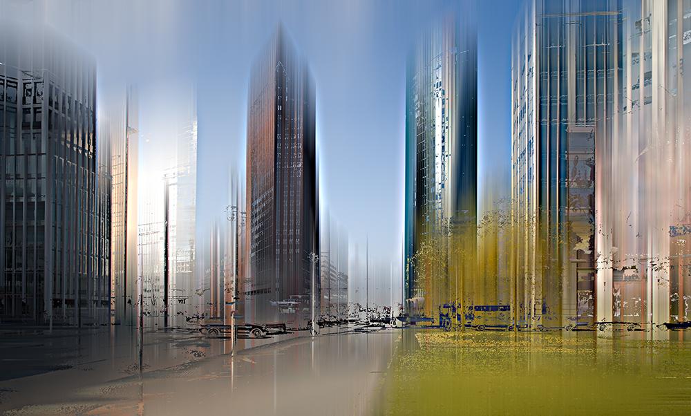 Potsdamer Platz, © Sabine Wild