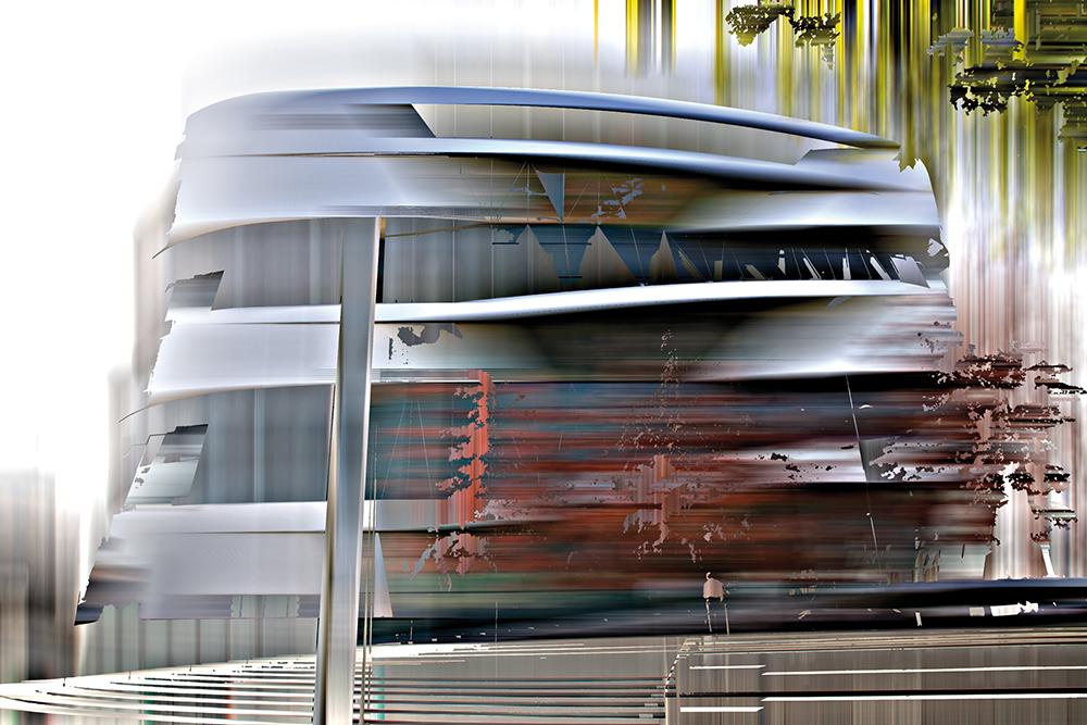Mercedes Museum, © Sabine Wild