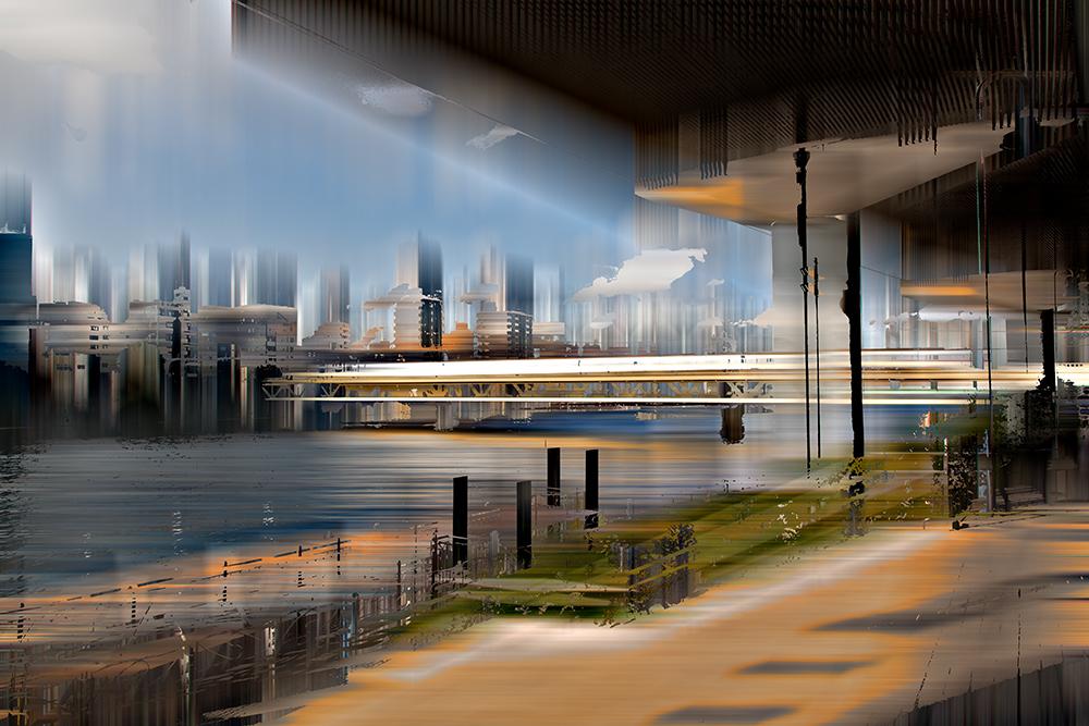 Tokyo, Sumidagawa-Brücke, Photo © Sabine Wild