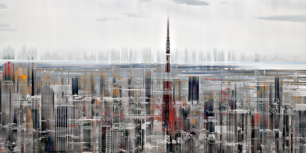 Tokyo, Ropongi Hills, Tokyo Tower, Photo © Sabine Wild