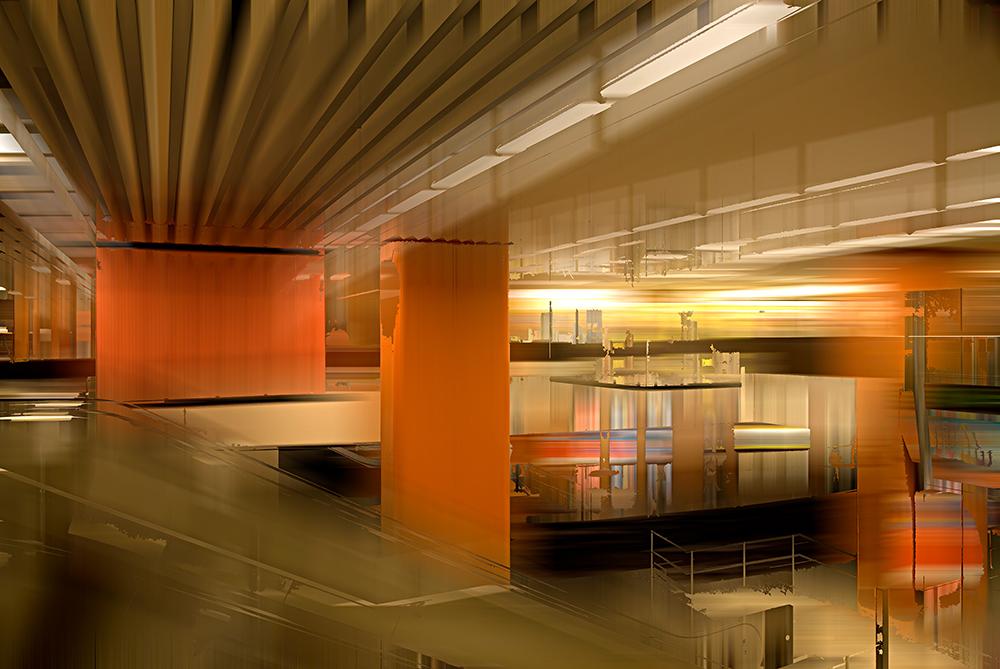 Hauptbahnhof Stuttgart, © Sabine Wild