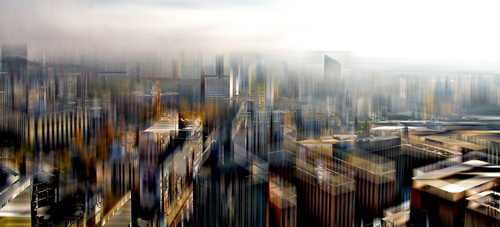 Stadtansicht von Berlin Kollhoff Tower - © Sabine Wild