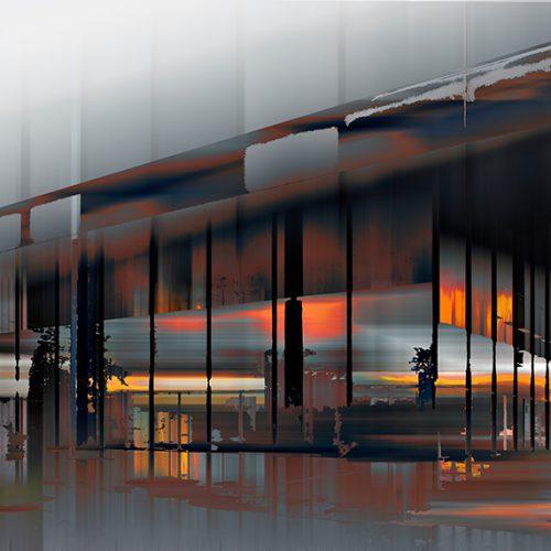 Berlin Neue Nationalgalerie in Aussenansicht - © Sabine Wild