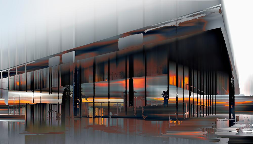 Neue Nationalgalerie Aussenansicht - © Sabine Wild