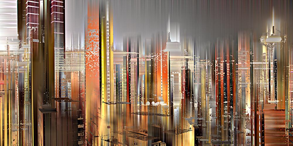 Stadtansicht Hongkong - © Sabine Wild